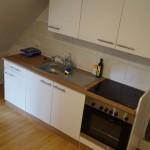 Küche Wohnung Riesling