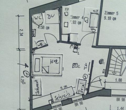 Wohnung 31qm